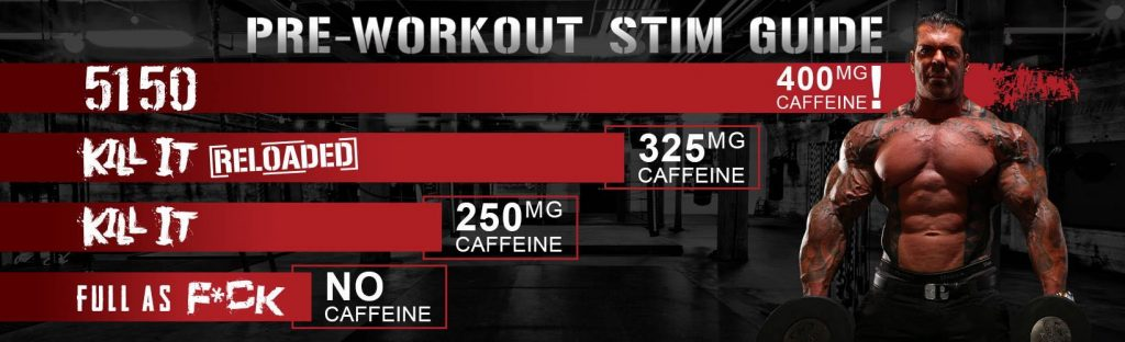5150 High Stimulant Pre Workout Guide