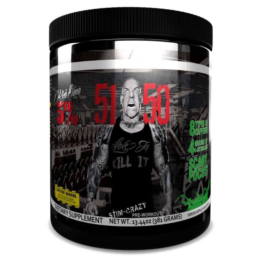 5150 Pre Workout Supplement