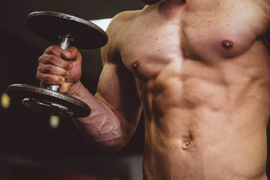 Alpha 1 Max for muscle growth