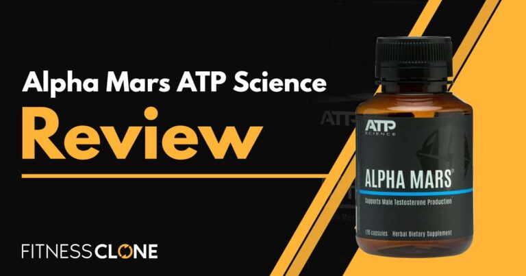Alpha Mars ATP Science Review – A Look At This Testosterone Supplement