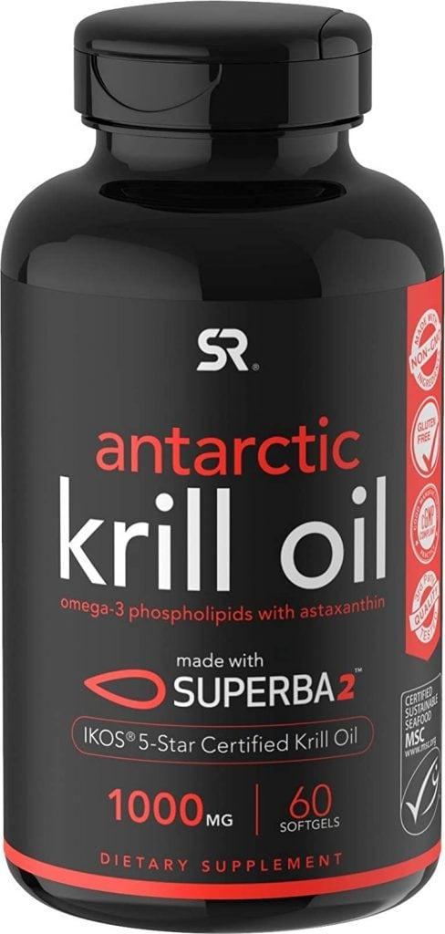 Antarctic Krill Oil
