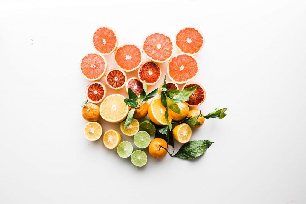 Best Antioxidant Supplements on citrus fruits