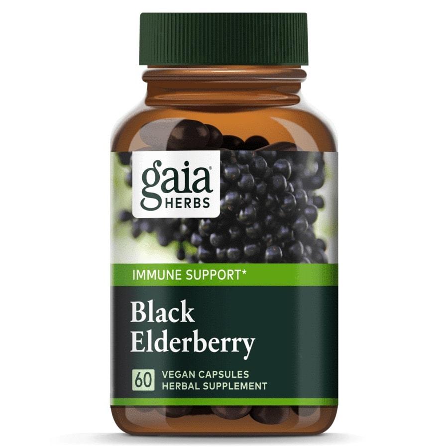 Black Elderberry by Gaia Herbs