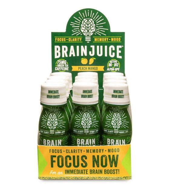 Brain Juice Review