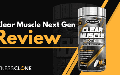 Clear Muscle Next Gen Review – A Supplement For Muscle Recovery