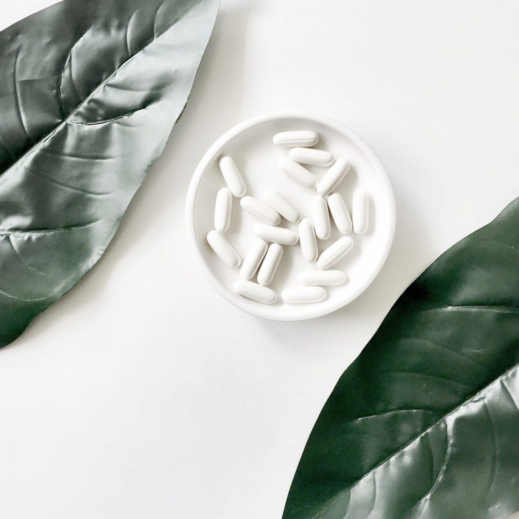 CoQ10 tablets