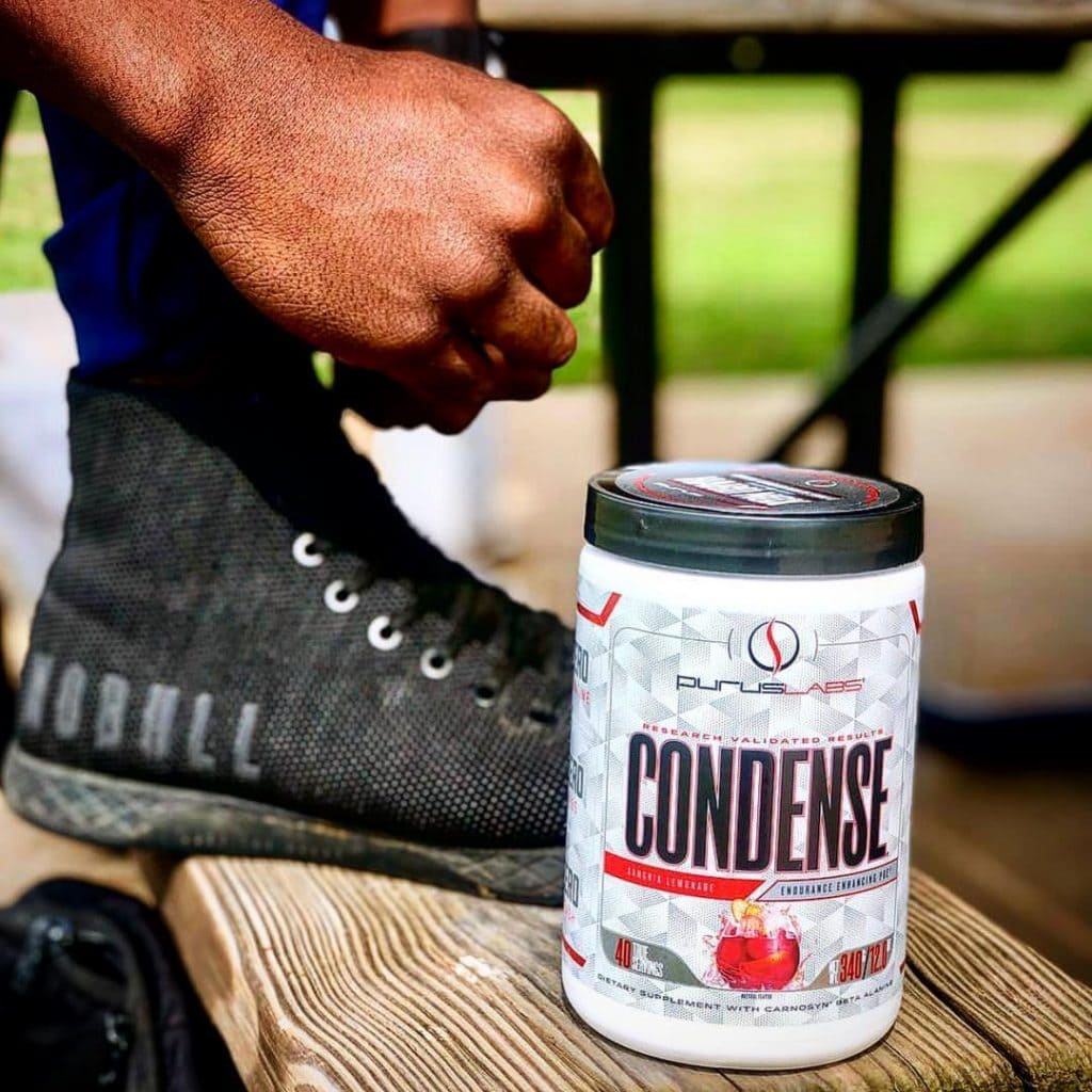 Condense Pre-Workout Drink