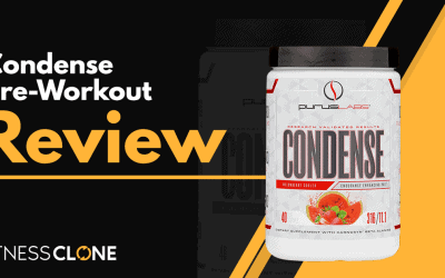 Condense Pre-Workout Review – Is This Pre-Workout Worth The Price?