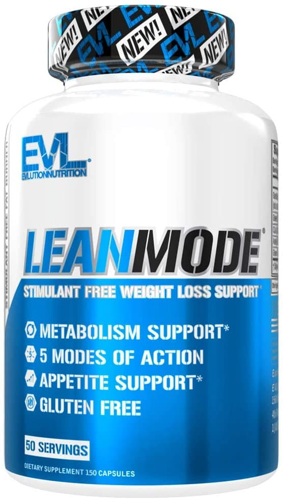 Cutting Weight Evlution Nutrition Lean Mode