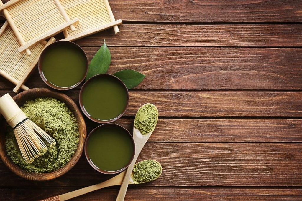 Cutting Weight Green Tea Extract