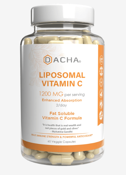 DACHA Nutrition Natural Liposomal Vitamin C
