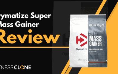 Dymatize Super Mass Gainer Review – Can This Protein Powder Help Your Muscle Growth?