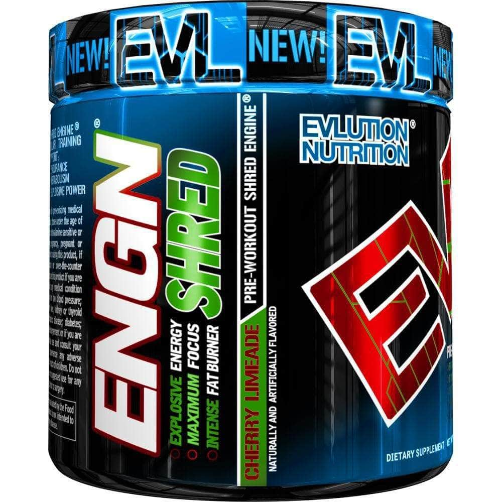 ENGN Shred From EvLution supplement