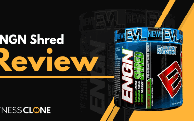 ENGN Shred Review – A Look At This Pre-Workout From Evlution