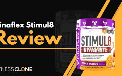 Finaflex Stimul8 Review – A Look At Their Super Pre-Work Out Supplement