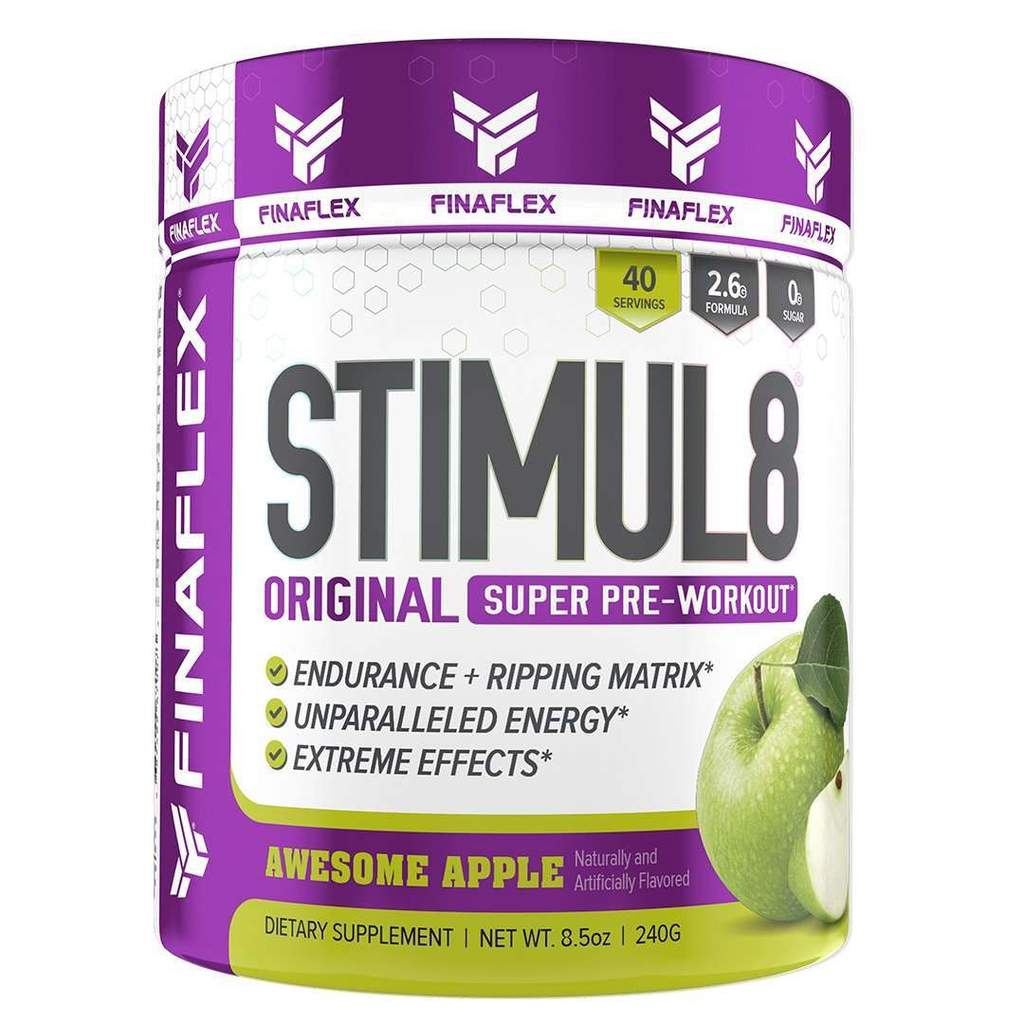 Finaflex Stimul8 supplement