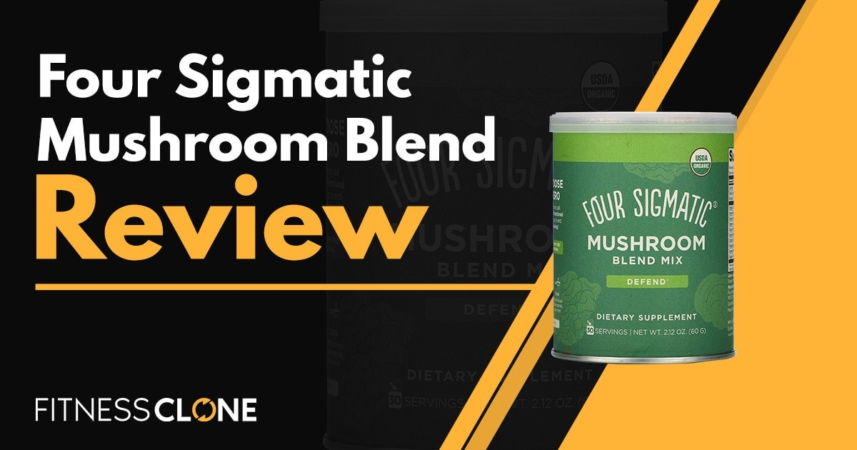 Four Sigmatic Mushroom Blend Review