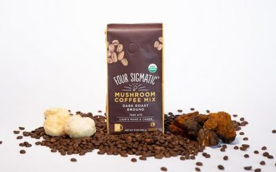 Four Sigmatic Ground Mushroom Coffee Review
