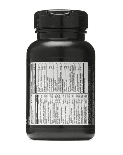 GNC Mega Men Sport Ingredients