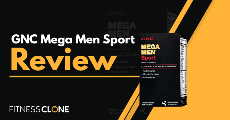 GNC Mega Men Sport Review – Is This Multivitamin Worth The Purchase?
