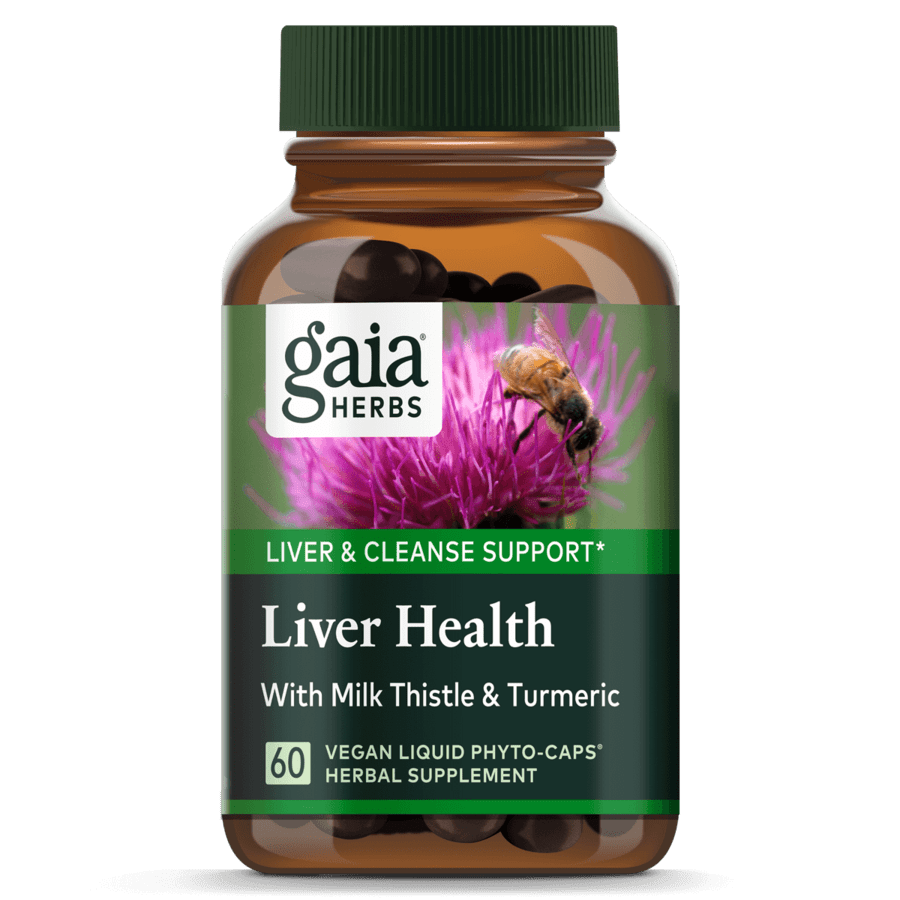 Gaia Herbs Liver Health Cleanse Support