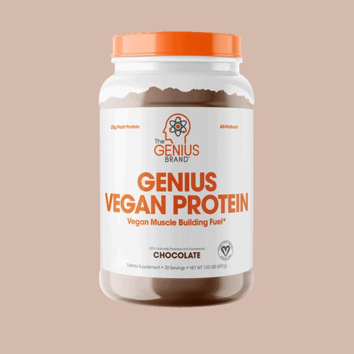 Genius Vegan Protein Powder