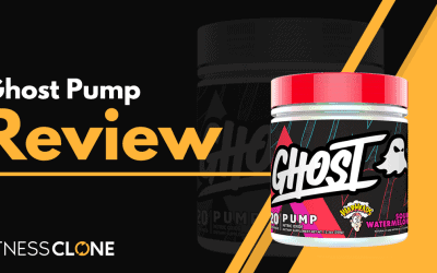 Ghost Pump Review – Is Their Formulated Nitric Oxide Ingredient Worth It?