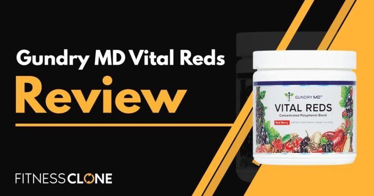 Vital Reds Review – Is This Gundry MD Supplement Worth It?