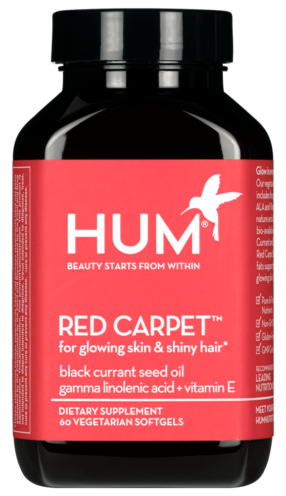 Hum Red Carpet bottle
