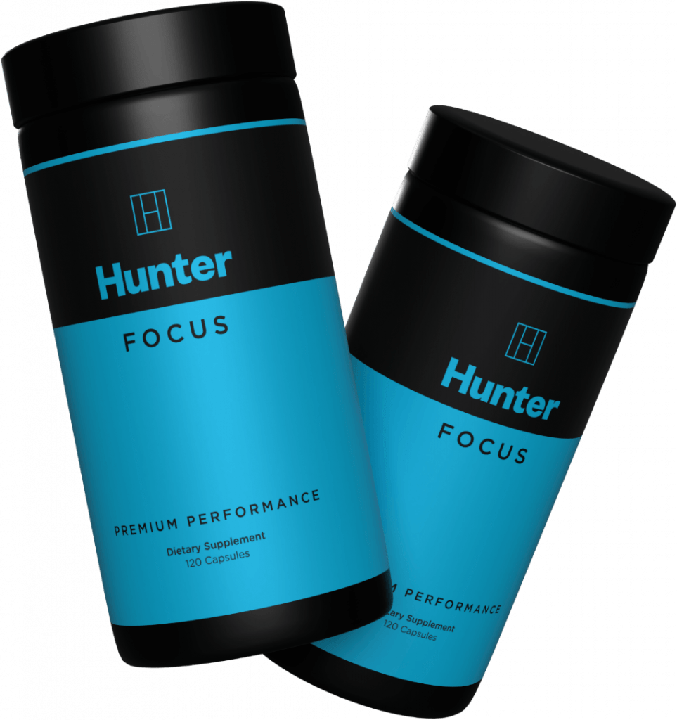 Hunter Focus Nootropic duo