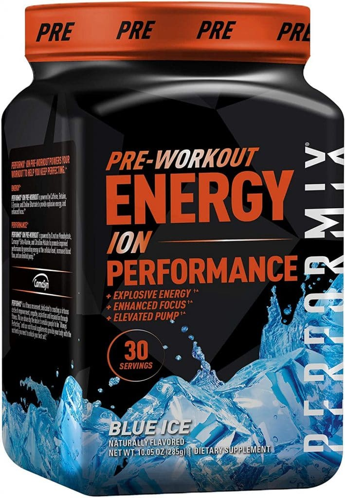 Ion Pre-Workout