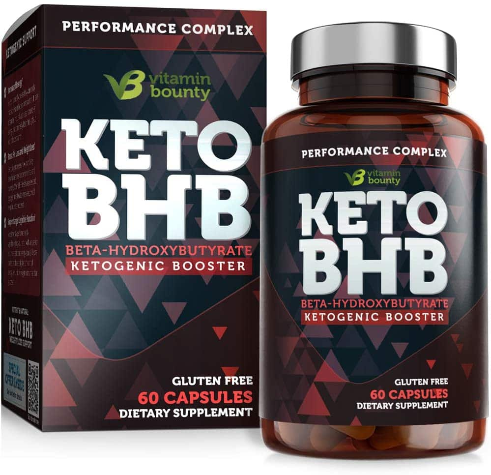 Keto BHB by Vitamin Bounty
