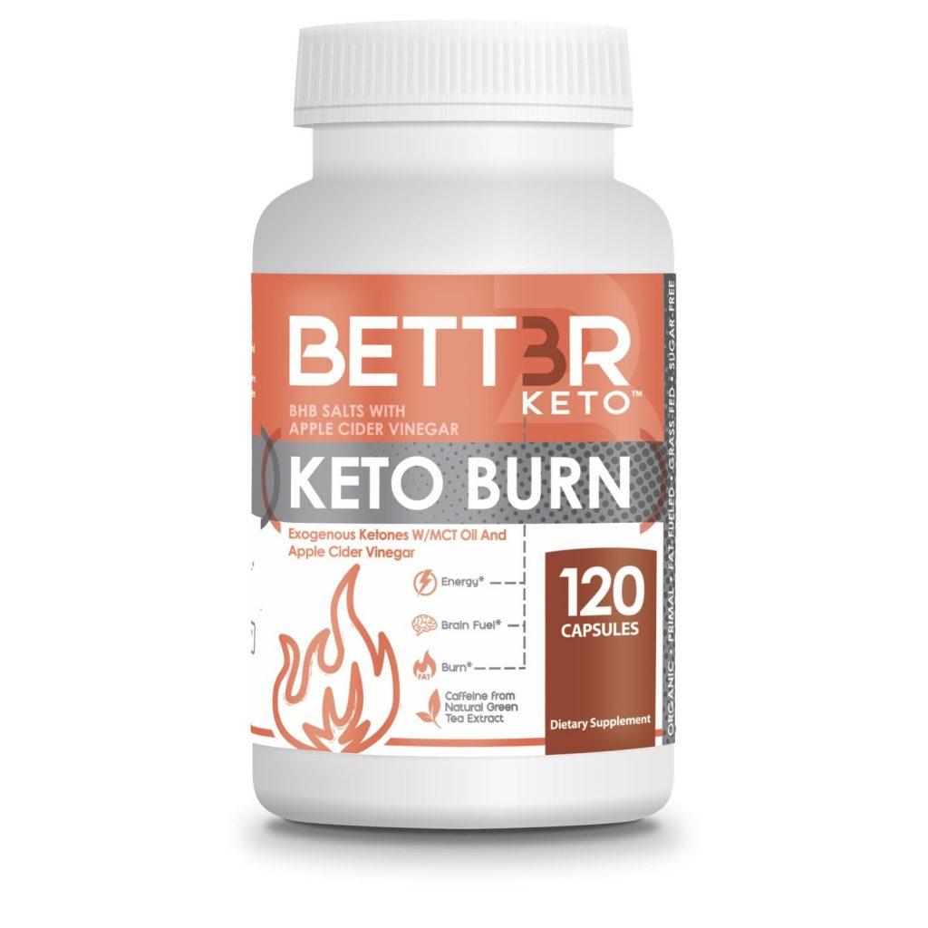 Keto Burn by Bett3r Keto