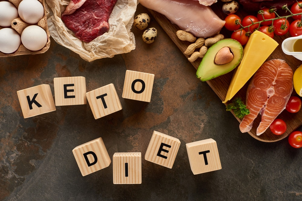 Keto Diet Keto BHB Supplements