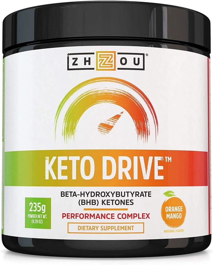 Keto Drive by zhou