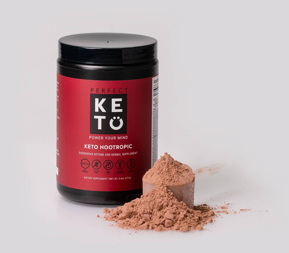 Keto Nootropic by Perfect Keto