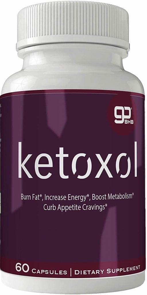 Ketoxol Natural Ketogenic Weight Loss Pills