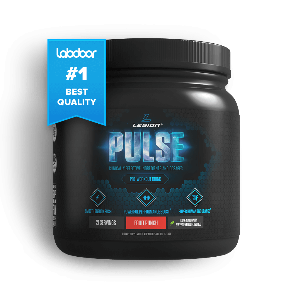 Legion Pulse Pre Workout