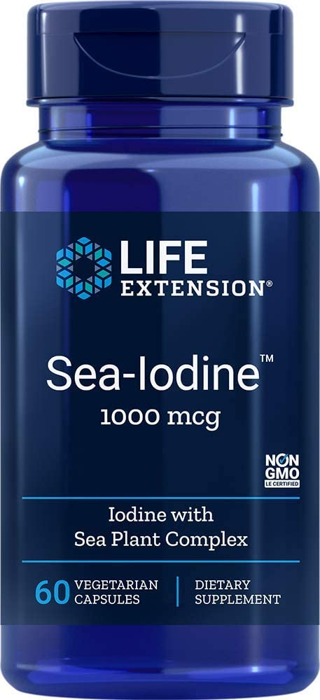 Life Extension Sea Iodine