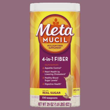 MetaMucil Supplement