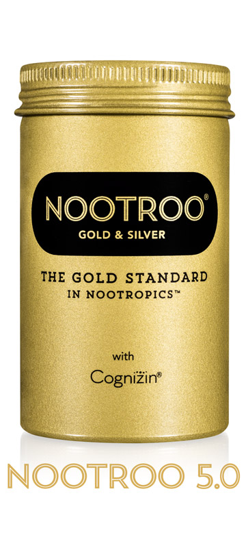 Nootroo Gold and Silver