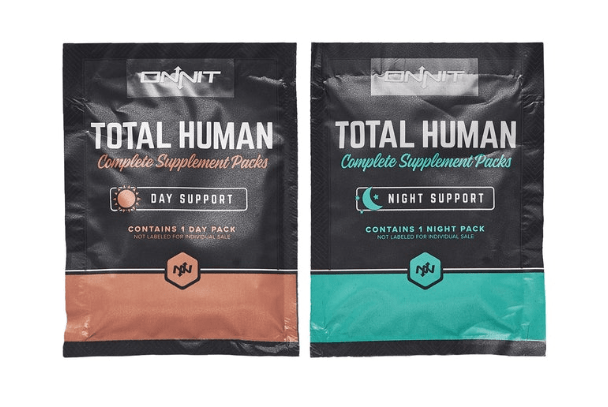 Onnit Total Human Day And Night Packs