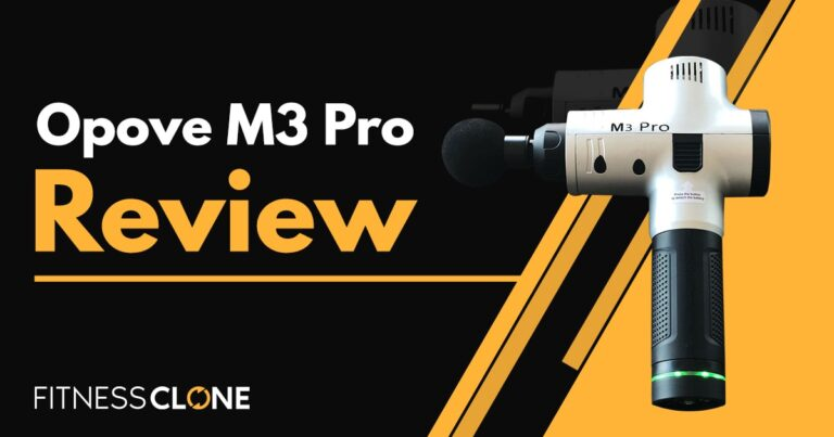 Opove M3 Pro Review – How Does This Massage Gun Compare?