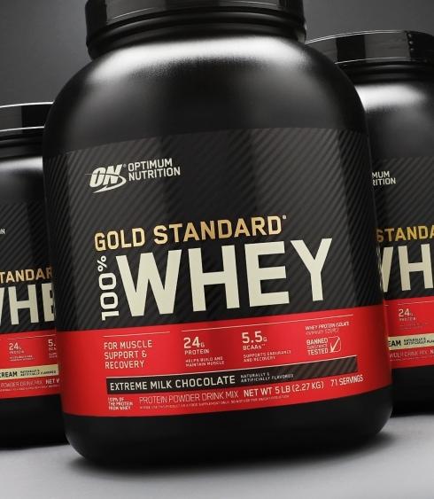 Optimim Nutrition 100% Whey