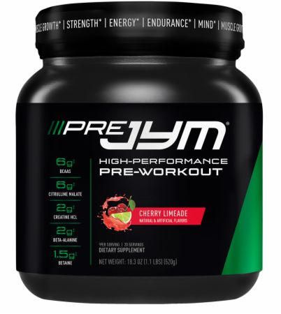 Pre Jym, from Jym Supplement Science