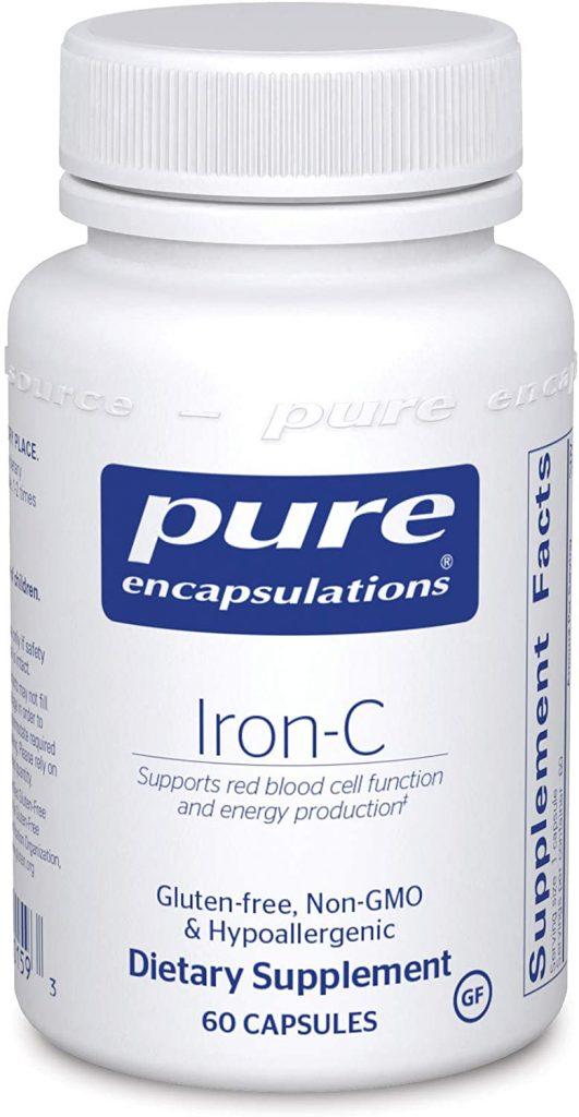 Pure Encapsulations Iron-C