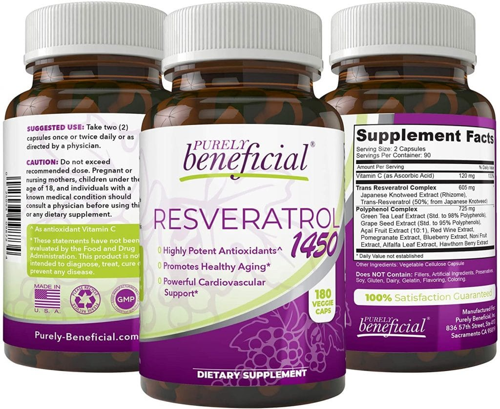 Best Resveratrol Supplements Which Ones You Should Know