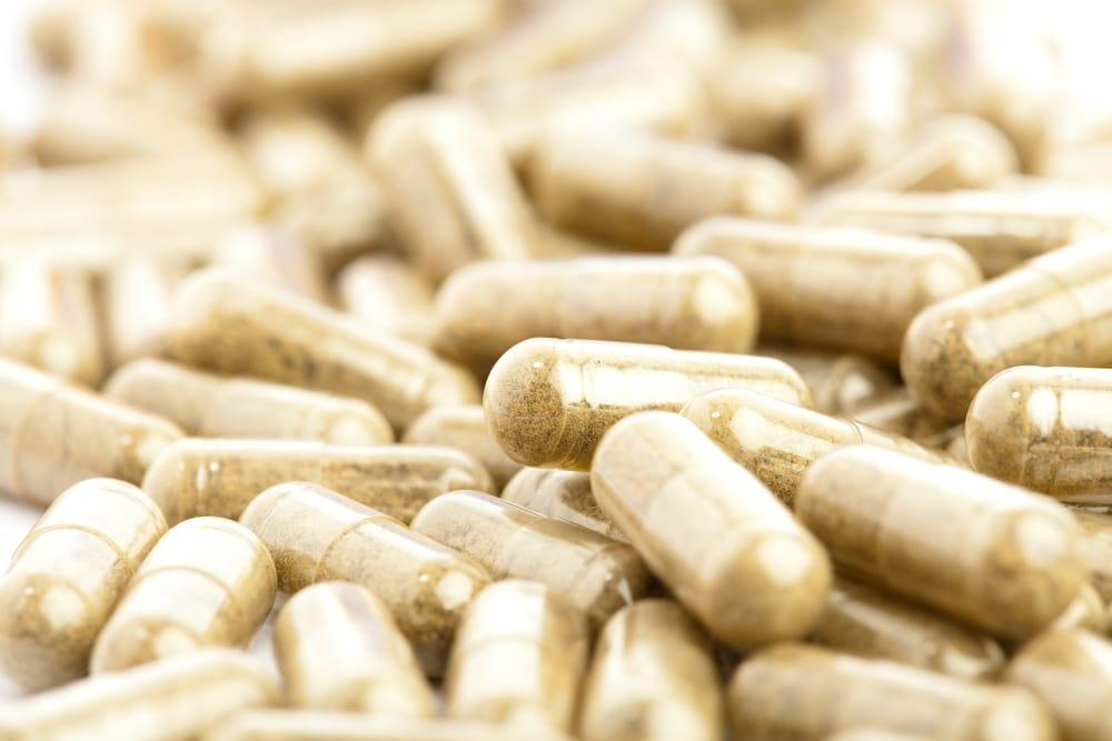 Resveratrol Supplement Capsules