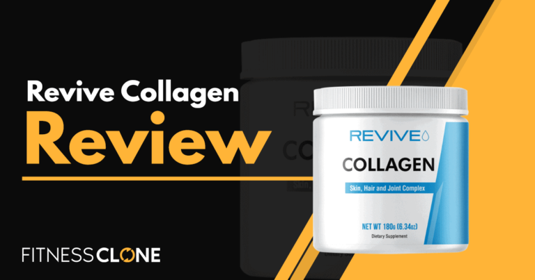 Revive Collagen Review – Is This Powder Worth A Try?