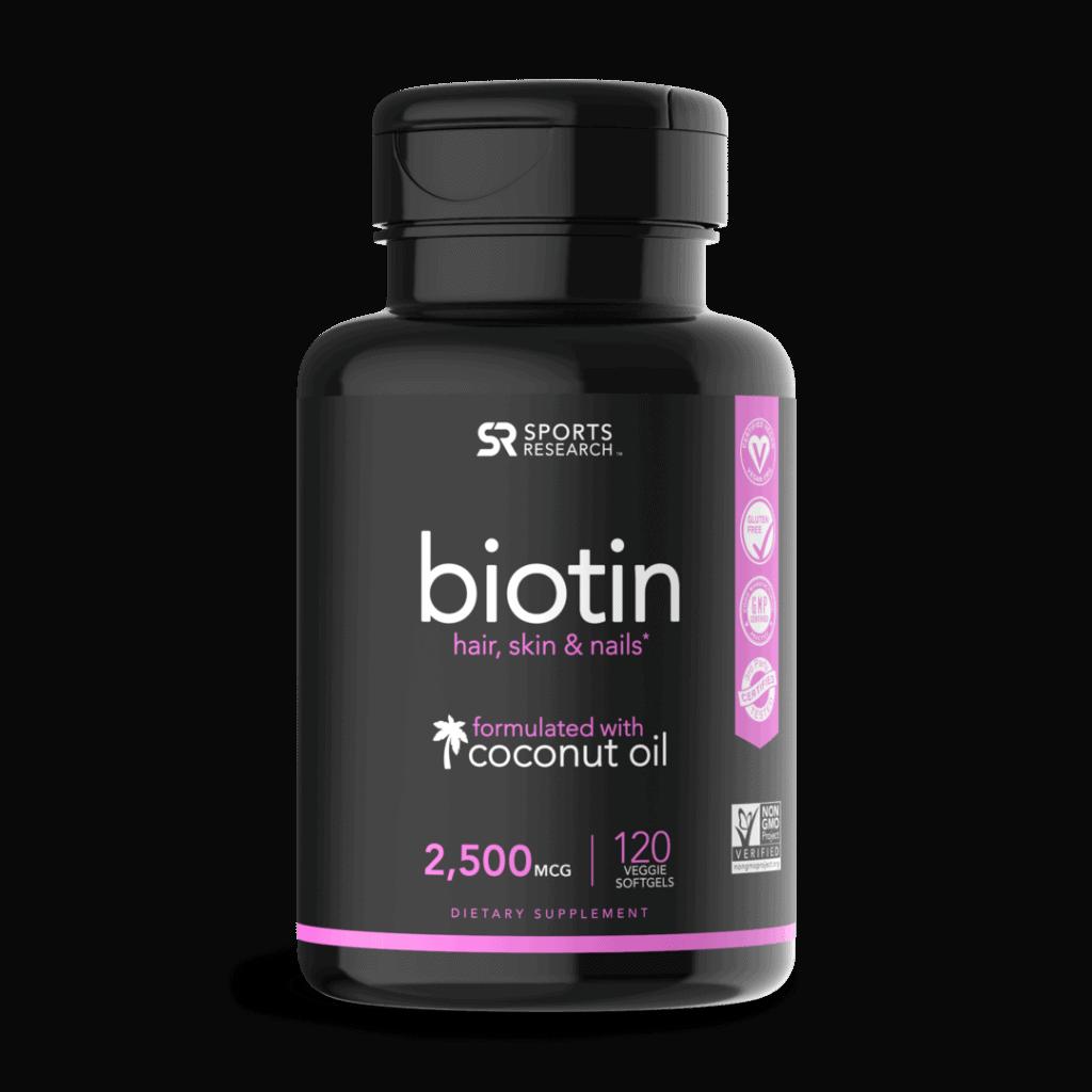 Sports Research Biotin
